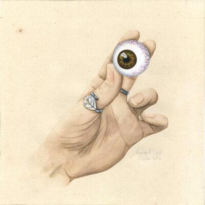 Entre 4 yeux IV - Magali Sire - Vue Sur Cours