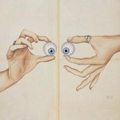 Louche avec les mains - Magali Sire - Vue Sur Cours