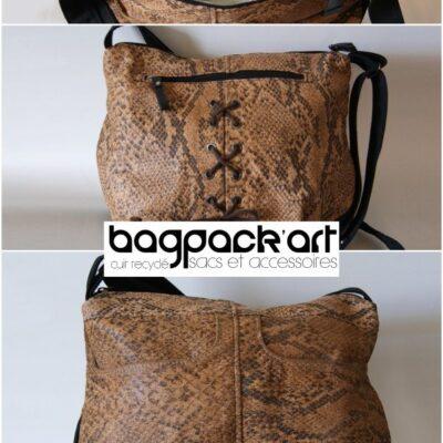 Bagpack'Art Vue Sur Cours