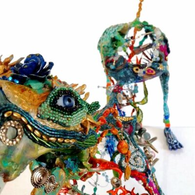 Vue Sur Cours - Martha Arango