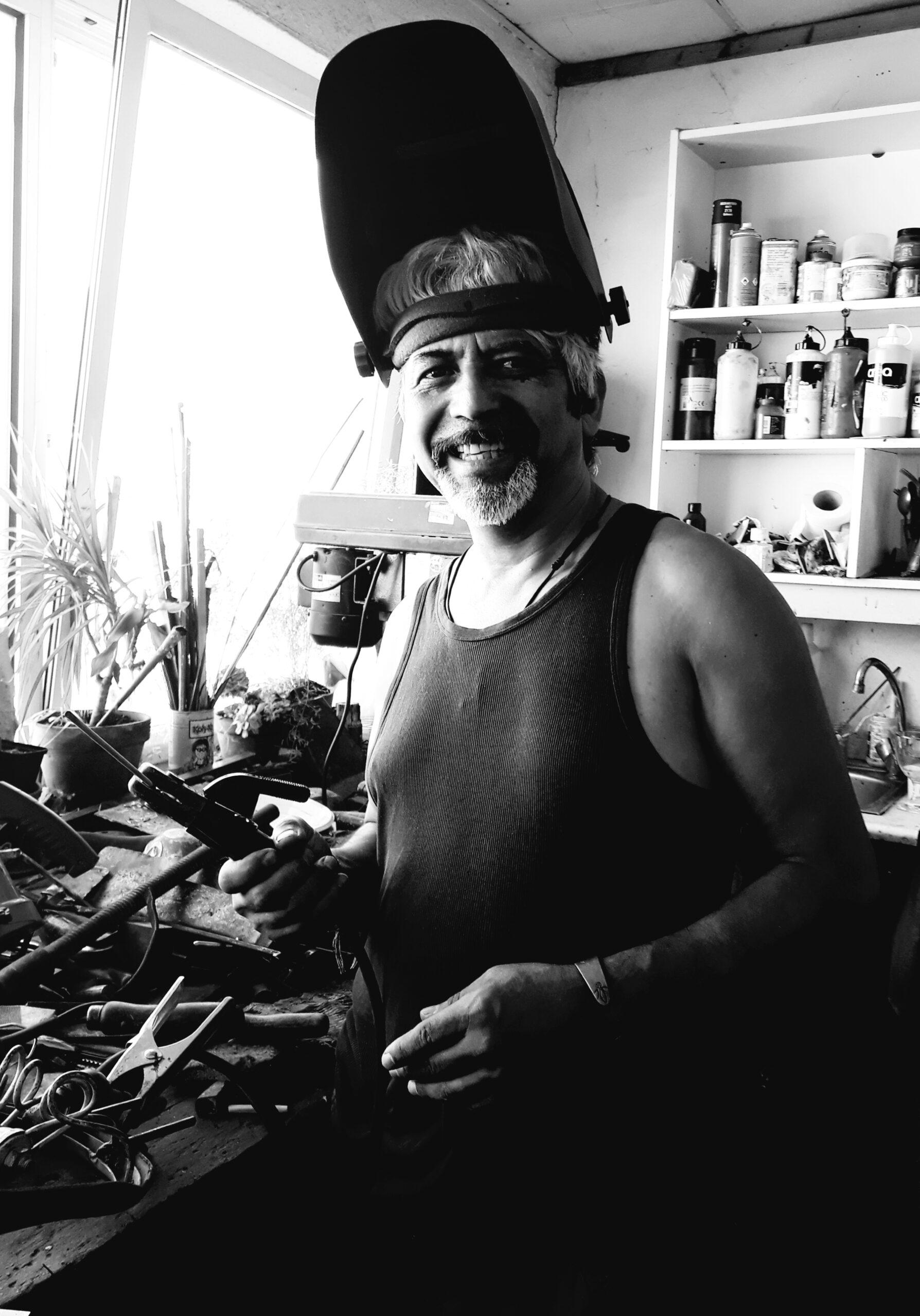 Sergio Munoz Pinto - Vue Sur Cours