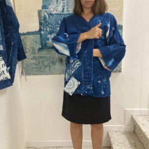 Kimono – Bleu Sensible